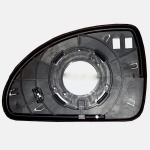 Kia Ceed [07-10] Clip In Heated Wing Mirror Glass